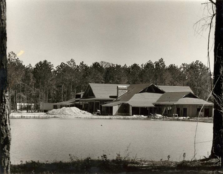 Beau Chene Historic Photo
